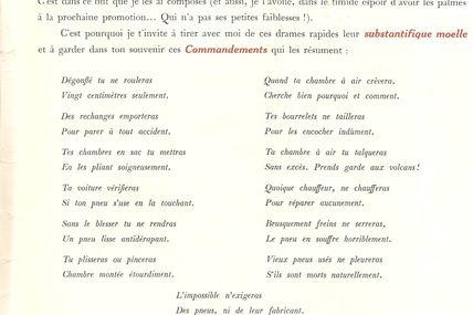 """Le Théâtre illustré du Pneu n°23 """" Epilogue"""""""