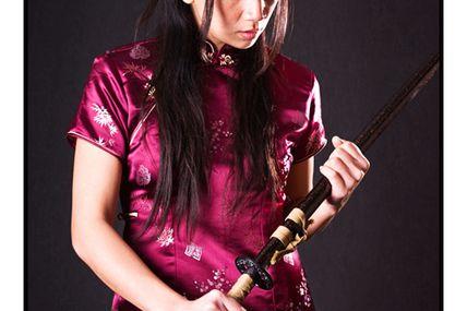 La fille aux katanas - série 1.2