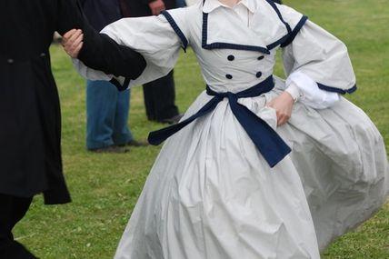 Les heures historiques de Sully sur Loire 2012 - 05 : danse américaine