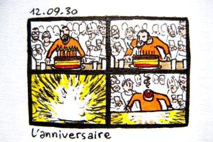 L'Anniversaire / The Birthday