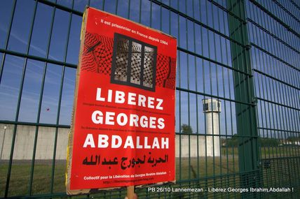 Il y a un an, le tribunal prononçait un avis favorable à la libération de Georges Abdallah.