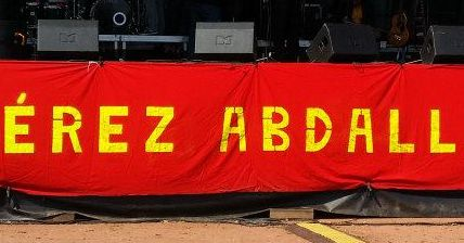 Une solidarité visible avec Georges Ibrahim Abdallah.