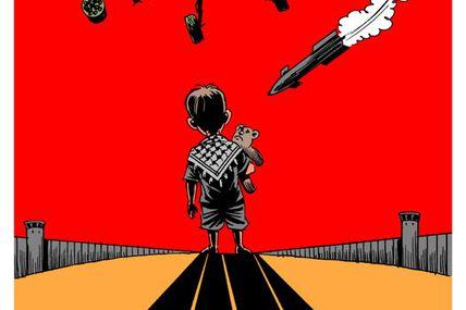 Gaza : nous n'oublions pas !