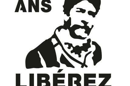 Georges Abdallah, résolu et implacable. Respect !