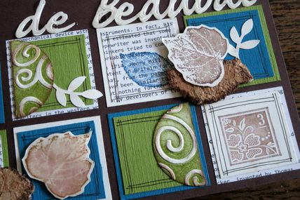 CROP STAMPIN UP