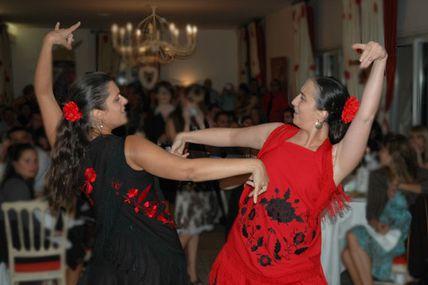 Flamenco et Sévillanes à la MJC Palente de Besançon (Doubs) les 29 et 30 Janvier 2011