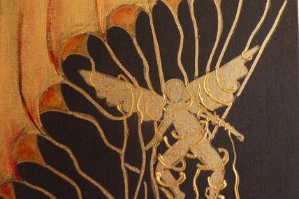 Des anges en parachutes !