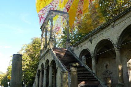 Parachute - Ruines, Stuttgart