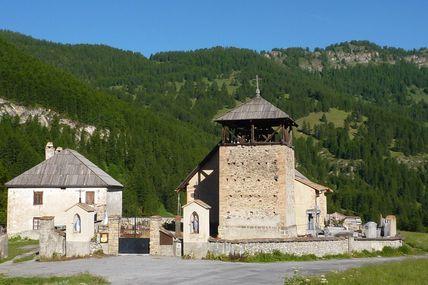 Tour du Queyras - (dernière balade) - juin 2012