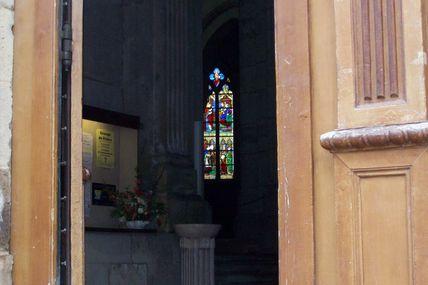 La cathédrale Saint-Lazare. Fin.