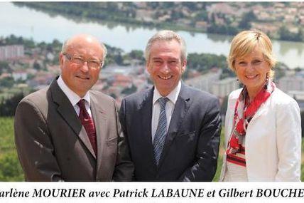 Soutien à Patrick Labaune.