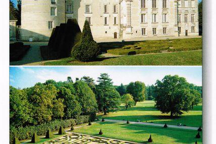 Les Châteaux de ma région : AZAY LE FERRON