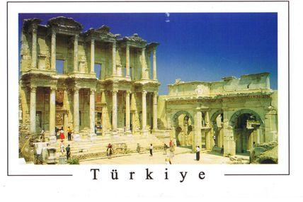 Postcrossing 12 et 13 : Turquie et République Tchèque