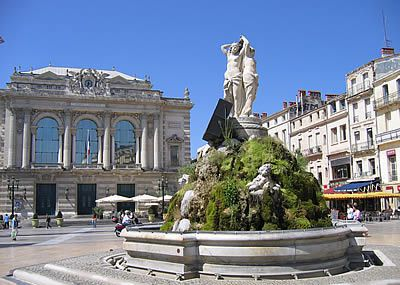 Montpellier, here we are
