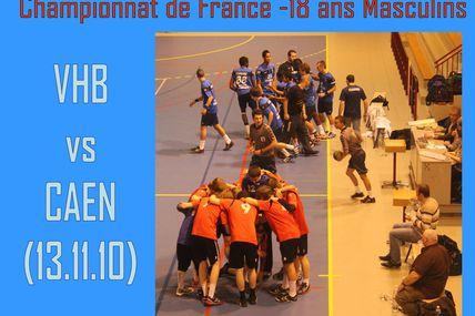 -18M VHB vs CAEN (13.11.2010)