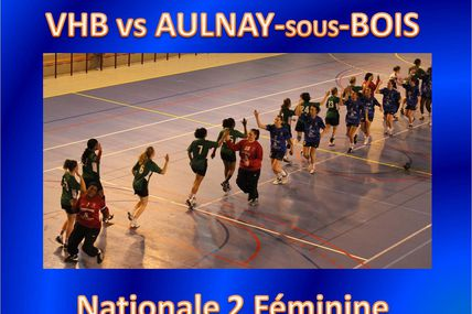 SF1 vs AULNAY (N2 - 15/01/11)