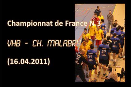SM1 vs CHATENAY-MALABRY(N3 - 16.04.2011)