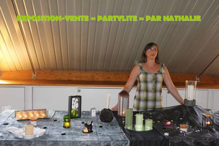 Exposition PARTYLITE (07.05.2011)