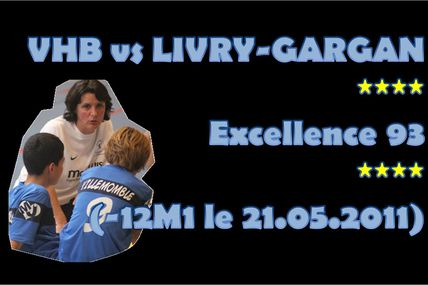 -12M1 VHB vs LIVRY-GARGAN (21.05.2011)