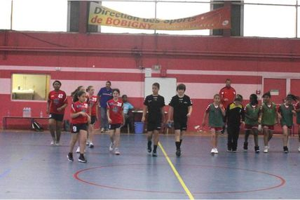 """Finale Coupe 93 -12F """"Neuilly-Plaisance vs Montreuil"""" (03.06.2012)"""
