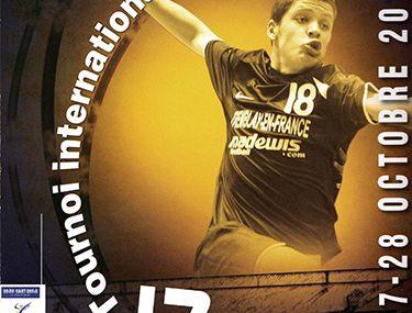 17ème Tournoi International de Tremblay-en-France (-16M / 27 & 28.10.2012)