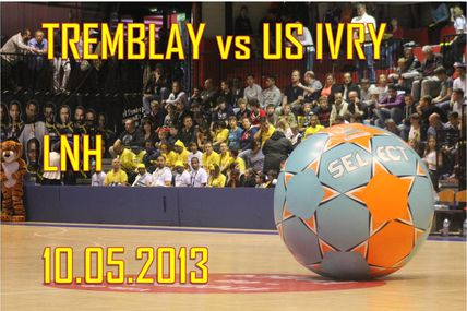 TREMBLAY vs US IVRY (LNH - 11.05.2013)