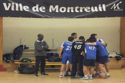 -18M2 MONTREUIL vs VHB (Amical - 30.05.2013)
