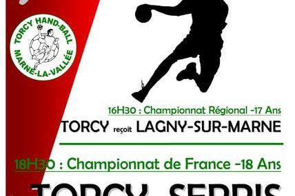 TORCY HB MLV vs SERRIS (CdF -18M) 05.10.2013