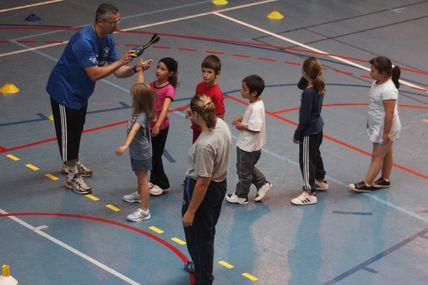 Ecole de HandBall (25.09.2010)
