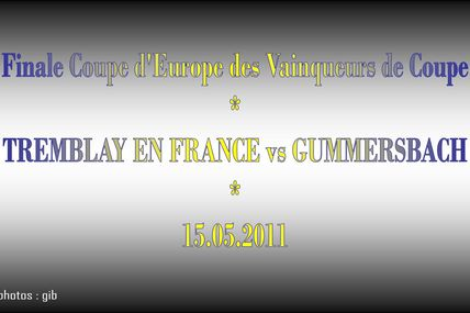 Finale Coupe d'Europe TREMBLAY vs GUMMERSBACH (2)