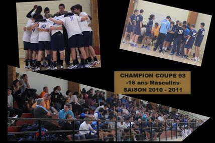 "Finale Coupe 93 -16M ""VHB vs TREMBLAY"" (20.06.2011)"