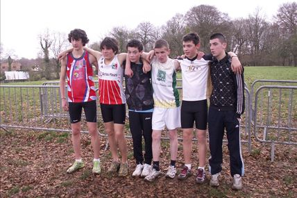 PHOTOS DES COUPES DE CROSS A CROIXDALLE