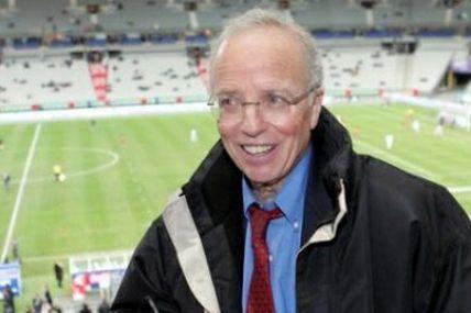 Euro 2012 : Une minute de silence pour Thierry Roland pour France-Suède