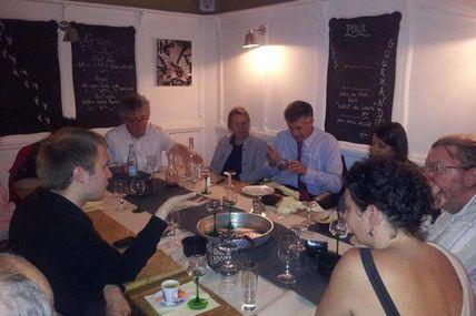 Jean Lassalle remercie les militants du MoDem Alsace