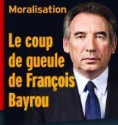François BAYROU félicite les Jeunes Démocrates d'Alsace