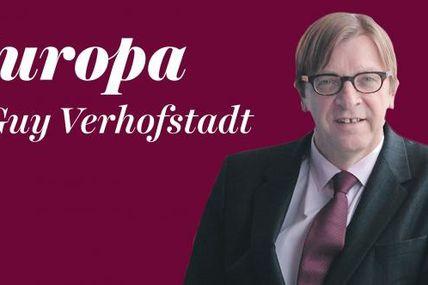 """Guy Verhofstadt: """"L'Europe politique, c'est maintenant !"""""""