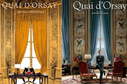 """""""Quai d'Orsay"""" de Bertrand Tavernier"""