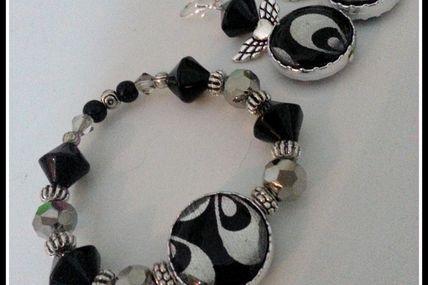 A partir d'une perle originale ....