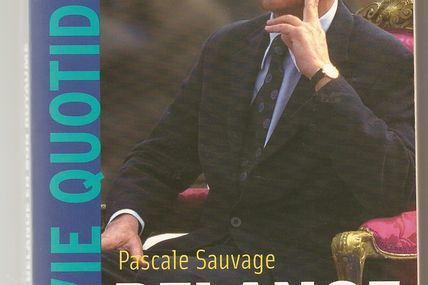 Bertrand Delanoë en son royaume. L'héritage Chirac. Pascale Sauvage