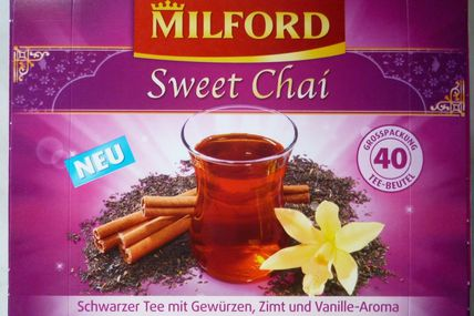 Produkttest: MILFORD Sweet Chai