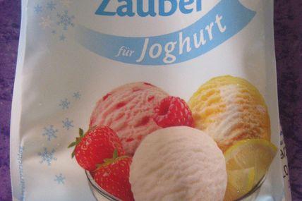 Produkttest: Diamant Eiszauber für Joghurt