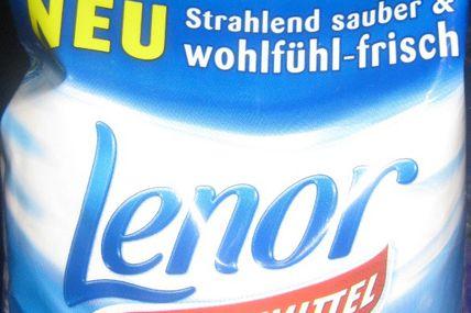Produkttest: Lenor - Sommerregen & weiße Lilie