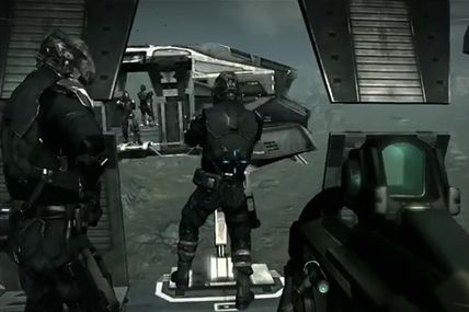 Dust 514 Trailer HD - PS Vita