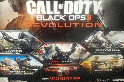DLC Révolution Black Ops 2: les premières images et vidéos Découverte