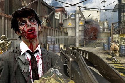 Videotest du mode zombie sur call of duty black ops