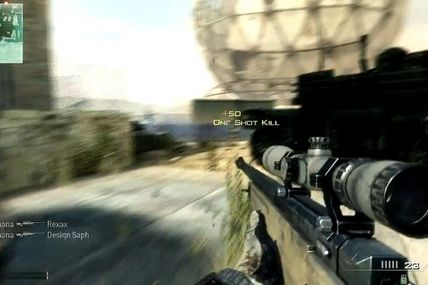 MW3 - Sniper - Top 10 Kills