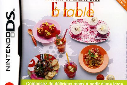 "Test ""Elle A Table"" - Nintendo DS"