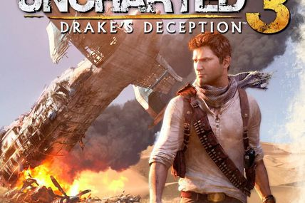 Uncharted 3 : Drake's Deception - VGA 2010 Trailer