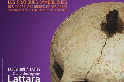 """Lattara (Lattes -34) 9 juillet 2011 - 8 janvier 2012 - Exposition """"Des Rites et des Hommes"""""""