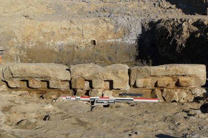 Fouilles archéologiques: les révélations du port antique de Narbonne